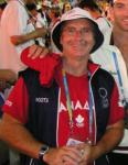 Eric Farrell, British Coach in Athens
