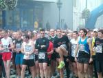 Just before start of run Kingston event